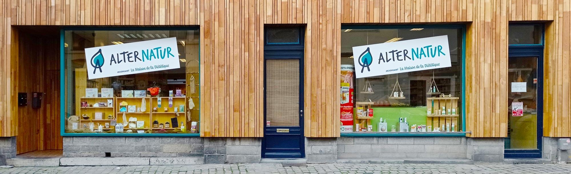 Alternatur | Rue du Quesnoy, 18 - 7500 Tournai