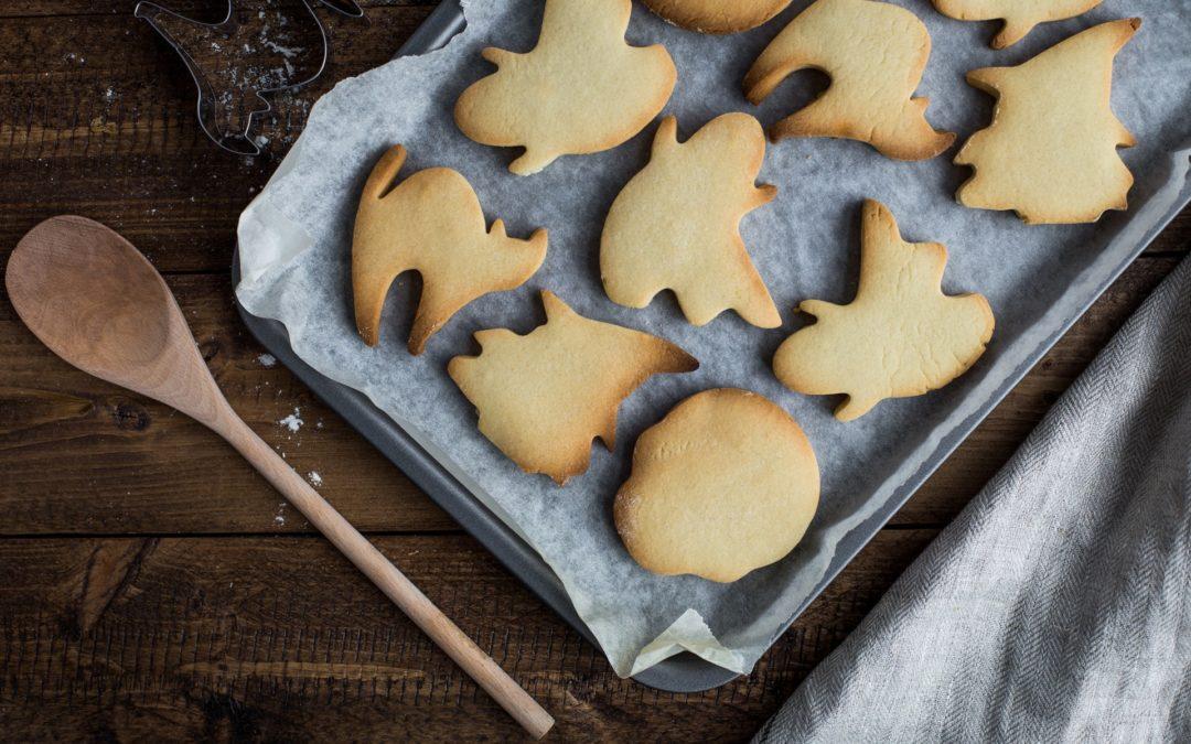 Biscuits au sirop d'érable